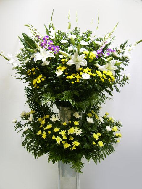 お葬式のお花