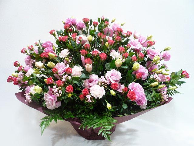 開業祝のお花