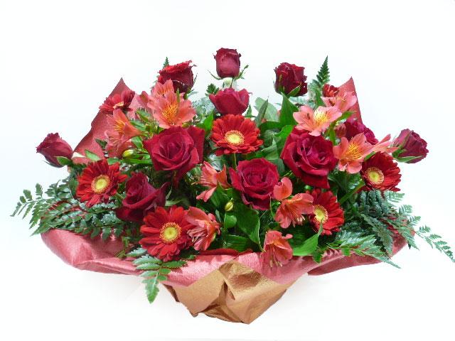 俳優・女優・タレント公演祝い、出演祝いに贈る花