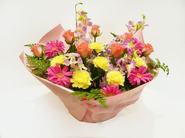 俳優・女優・タレント、公演祝い、主演祝い、出演祝いに贈る花