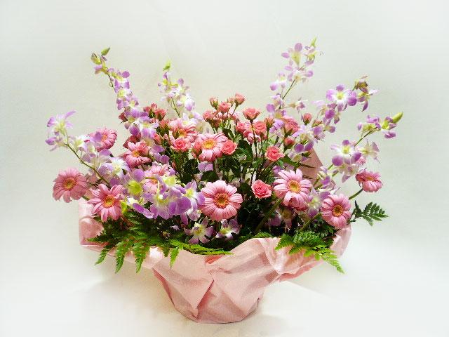 記念日に贈る花