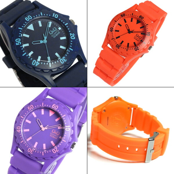 Q&Q Sporty Watches