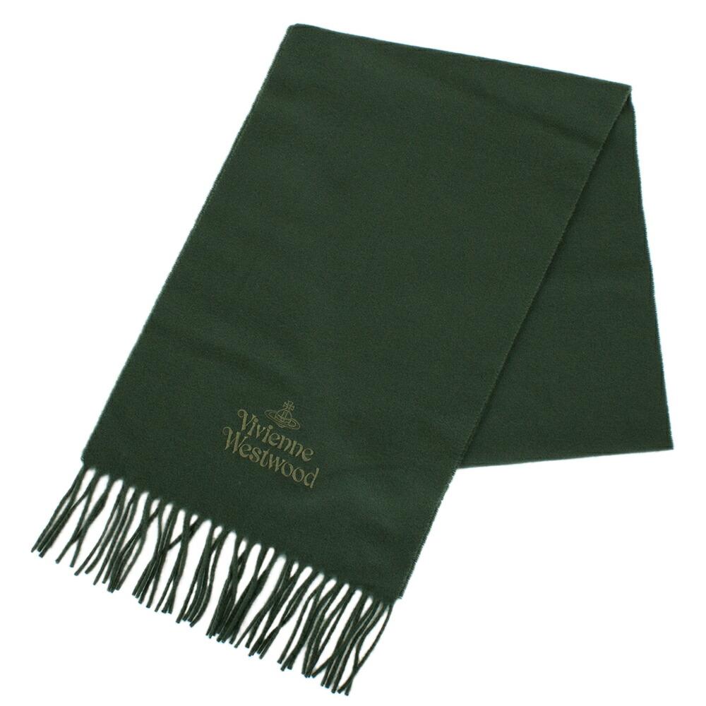 Vivienne Westwood ヴィヴィアンウエストウッド マフラー C54 909024 グリーン