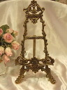 Brass-classic easel (m) size BRASS brass brass antique gold interior decoration store location