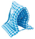 Devin check disaster prevention hood CK blue