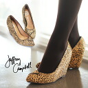 Jeffrey Campbell WEDGE PUMPS LEOPARD Leopard wedge pumps