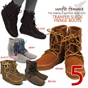 トランパースエードフリンジブーツアン fit femme women's shoes boots shoes 2013 shopping suede suede leather suede laces sale price