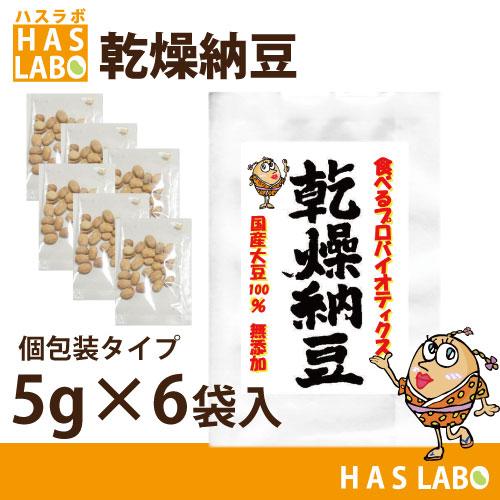乾燥納豆5gx6