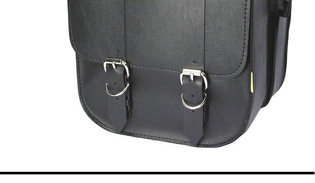 ウイリー&マックス ツーリング・メンテナンス ツーリングバッグ  サイド・サドルバッグ