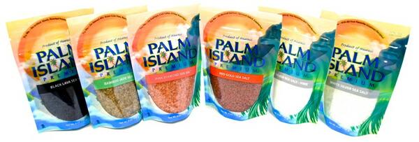 最高級ハワイアンソルト、ハワイカイ パームアイランドプレミアムソルト、ミネラル豊富、バスソルト、人気ハワイ土産 ハワイばらまき土産