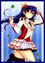 "Four Seasons card sleeve love live! ☆ ""Sonoda UMI /illust: white Mandarin ' ★"