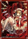 "Germany team character card sleeve elastic-75 22 touhou Project ☆ ""Flandre Scarlet /illust: Oni Neko ' ★"