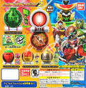 All four kinds of 2 Bandai kamen rider 鎧武 lock seed fruit swing ☆ sets★