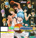 Bandai digital EYE Kuroko basketball Kuroko basketball swing 4Q set of 6
