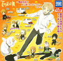 Eight kinds of sets with person and 妖 collection - vol.2 ☆ spinning a takara tomy arts Natsume friend book - story★