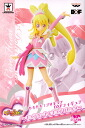 I can't wait! Precure DXF figure ~ キュアハート & cure Rosetta-
