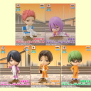 "All five kinds of ちびきゅん character ""basketball - Hidenori of the mole"", Yangquan, 洛山 ~☆ sets★"
