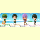 "ちびきゅん character ""basketball - summer vacation - vol. of the mole"" Four kinds of sets without 2 ☆★"