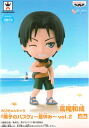 "ちびきゅん character ""basketball - summer vacation - vol. of the mole"" 2 ☆ one piece of article★"