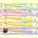 It is set all ... chopsticks & chopstick rest ☆ five kinds a news from Natsume friend book puss - spring breeze gently★
