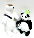 Than you'd use Panda-Grizzly's, soon it's spring!-stuffed with bags & of ☆ 2 types assort set ★