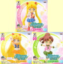 I collect beautiful girl soldier sailor moon and pull figure skating for Girls2 ☆ and set three kinds★