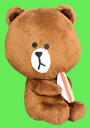 HELLO, all ☆ one kind including the FRIENDS LINE LINE FRIENDS chattering brown sewing★