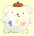 One piece of article ☆ sanrio including the apple apple pudding tropical flower BIG sewing★