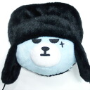 KRUNK×BIGBANG reel with case 1 ☆ car ★ YG BEAR