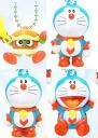 EIGA Doraemon nobita's space heroes Chronicles-space heroes - Dora Doraemon film PVC mascots 2015 ☆ all 4 species set ★