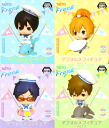 Free! All four kinds of deformation figure skating vol.1 ☆ sets★