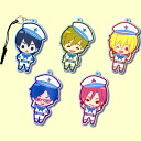 Free! All five kinds of rubber earphone Jack charm ☆ sets★