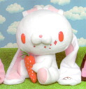 Zippers GP frequent use rabbit SL carrot berry stuffed toy ☆★
