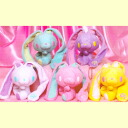 Chax GP general purpose rabbit mascot ( sherbet Ver.) It set ★ ☆ all 5 species