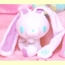 Chax GP general purpose rabbit mascot ( sherbet Ver.) ☆ only ★