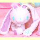 Chax GP general purpose rabbit mascot ( sherbet Ver.) ☆ only ★