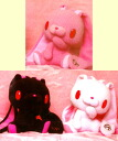 Zippers GP SL frequent use rabbit stuffed toy (all three kinds of )☆ sets which is in a demand form)★