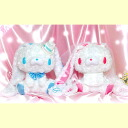 Chax GP general purpose plush rabbit (wedding ver.) ☆ 2figure set ★