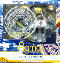 Max factory figma 056 magical Girl Lyrical Nanoha THE MOVIE 1st fate Testarossa's (THE MOVIE 1st ver.) PVC action figure