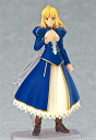 "Max factory figma EX-025 ""fate/stay night' Saber dress ver.... PVC action figure"