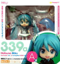 Happy betting 2013 Summer Award A nendoroid hatsune miku nendoroid 339a hatsune miku swimsuit Ver.& FamilyMart 2013 Ver. PVC action figure