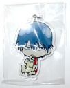 Yowamushi pedal x animate cafe trading Acryl key holder] animate Cafe