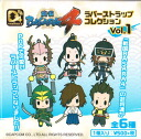 All six kinds of empty D4 war-torn country BASARA4 rubber strap collection Vol.1 ☆ sets★