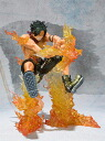 Figuarts ZERO ONE PIECE-one piece portgas D ACE - Battle Ver. crucified-Special Color Edition