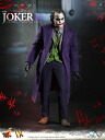 "HOTTOYS hot toys movie masterpiece DX11 BATMAN ""dark knight"" joker (2.0) 1/6 scale figure skating"