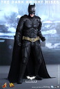Hot toys movie masterpiece DX Dark Knight rising Batman 1 / 6 scale figure