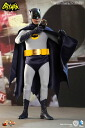 "HOTTOYS hot toys movie masterpiece ""1966 Batman TV series, Batman 1 / 6 scale figure"