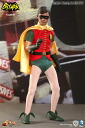 "HOTTOYS hot toys movie masterpiece ""Batman 1966 TV series ' Robin 1 / 6 scale figure"