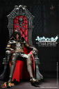 "HOTTOYS movie masterpiece ""harlock, Captain harlock [with skull Chair] 1 / 6 scale figure"