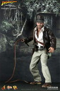 """It is Raiders of the Lost Ark 《 tabernacle 》"" Indiana Jones 1/6 scale figure skating"" a hot toys movie masterpiece"